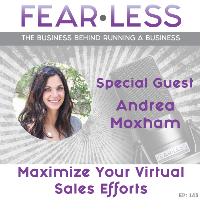 fearless business andrea moxham